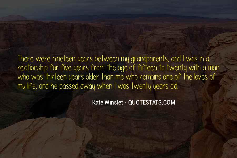 Age Thirteen Quotes #203362