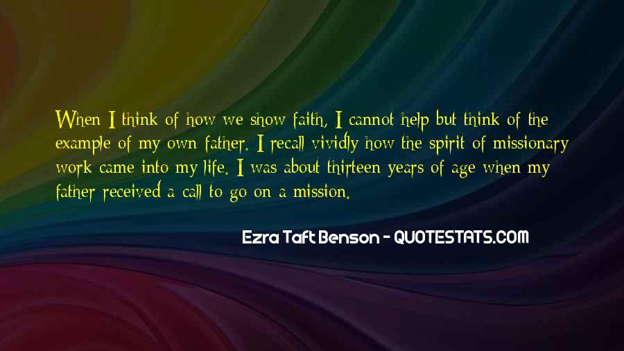 Age Thirteen Quotes #271012