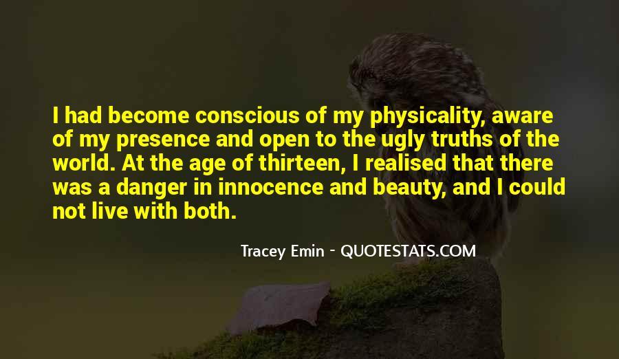 Age Thirteen Quotes #638202