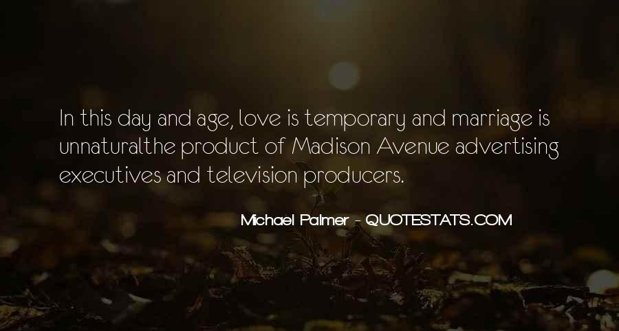 Age Vs Love Quotes #63234