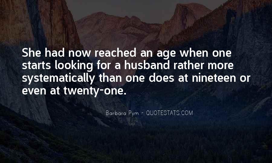 Age Vs Love Quotes #77666