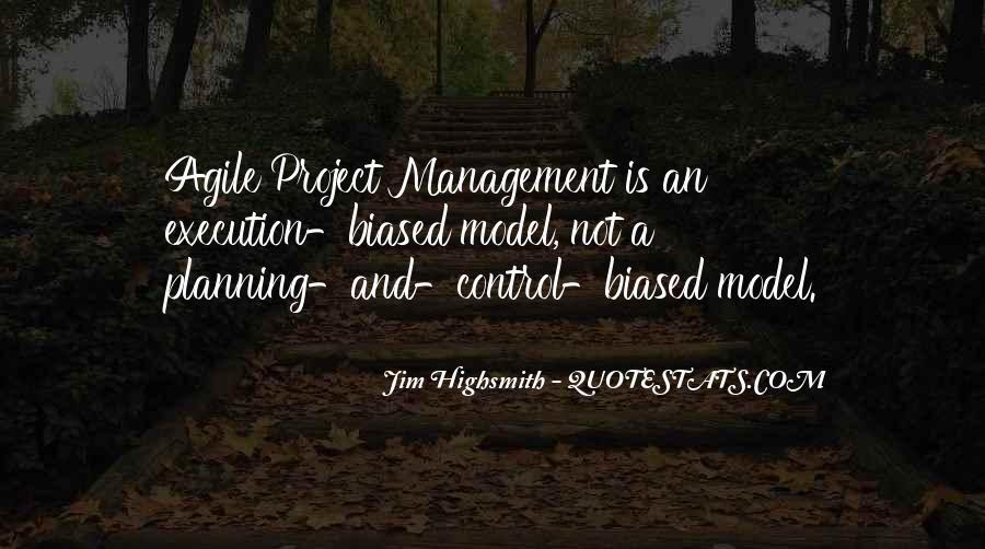 Agile Planning Quotes #847611