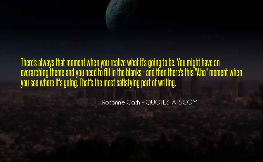 Aha Quotes #424050