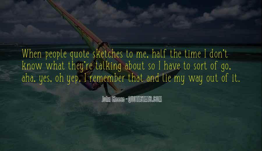 Aha Quotes #904198