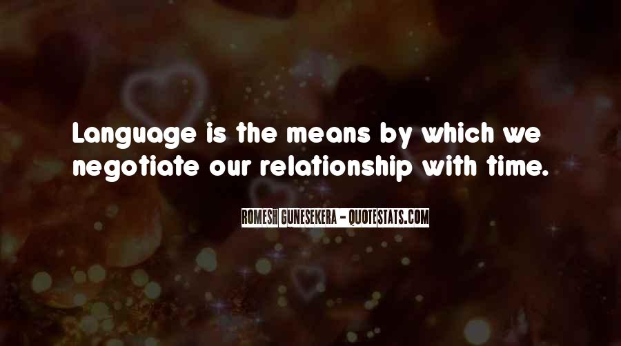 Quotes About Negotiate #224072