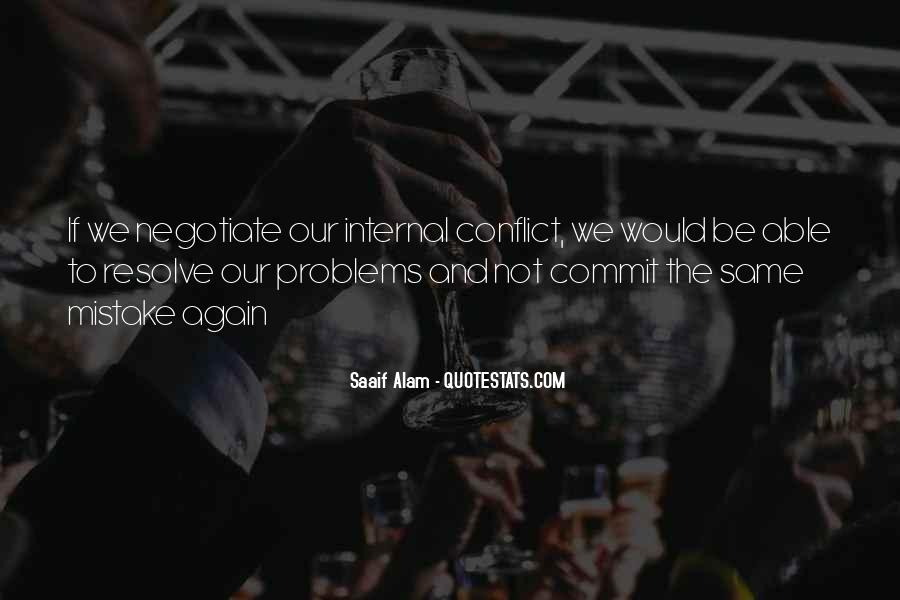 Quotes About Negotiate #228378