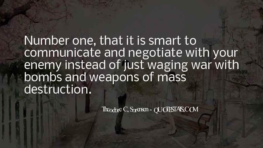 Quotes About Negotiate #245002