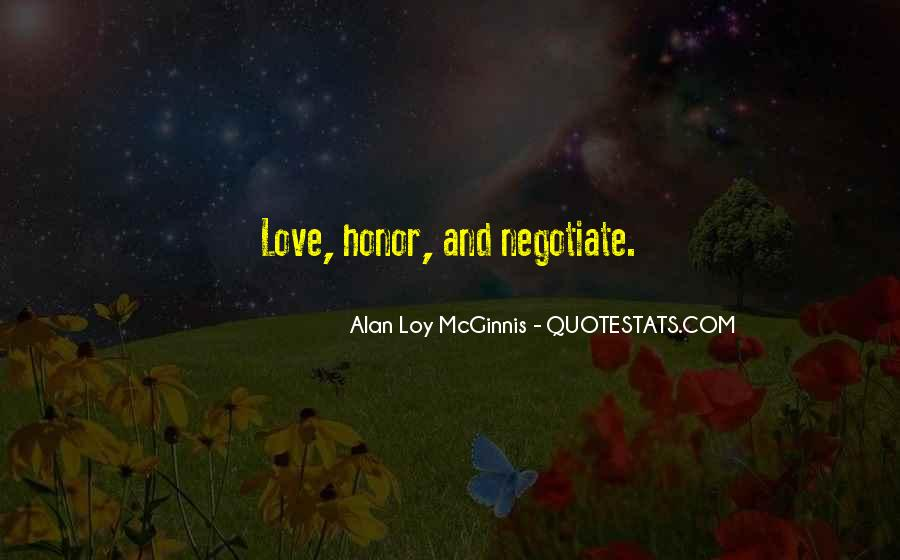Quotes About Negotiate #312539