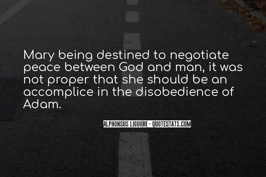 Quotes About Negotiate #315732