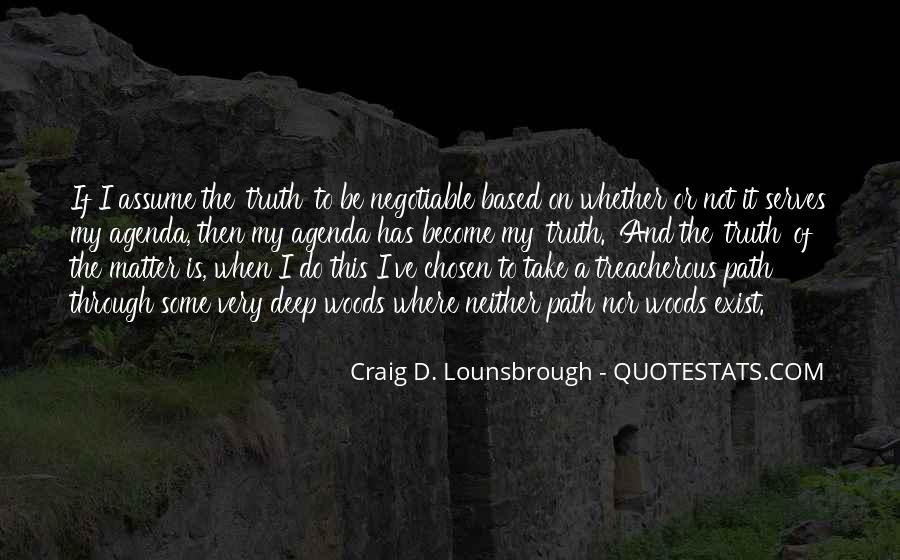 Quotes About Negotiate #328884