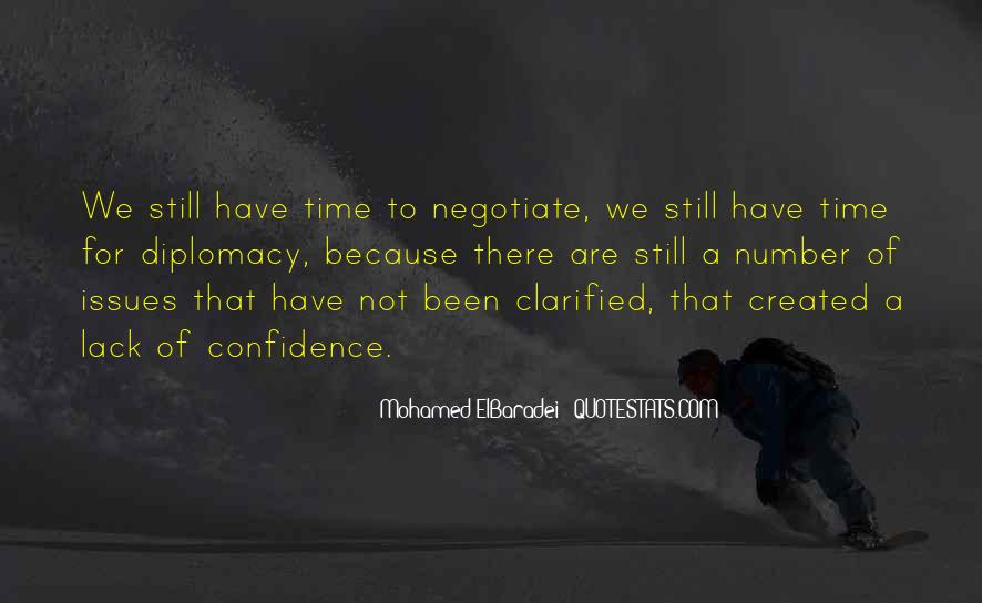 Quotes About Negotiate #380633