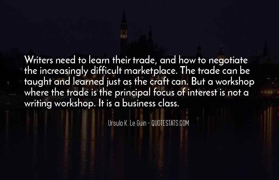 Quotes About Negotiate #453966