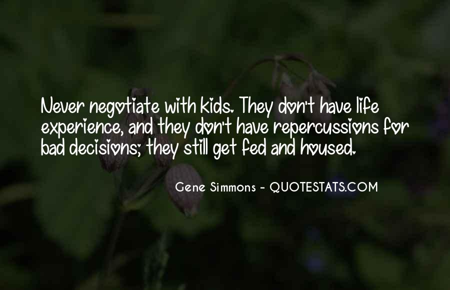 Quotes About Negotiate #457762