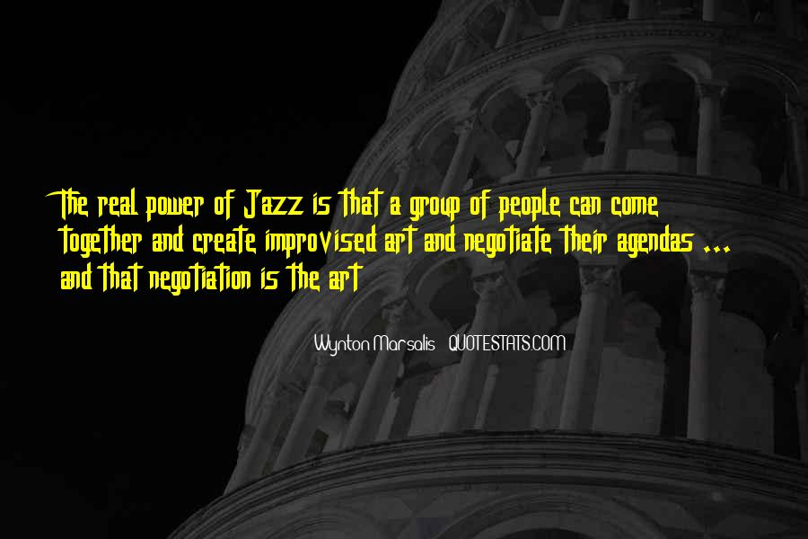 Quotes About Negotiate #485601