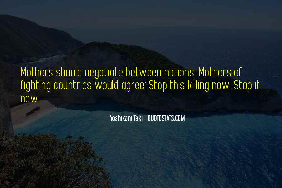 Quotes About Negotiate #488055