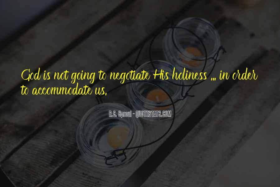 Quotes About Negotiate #555723