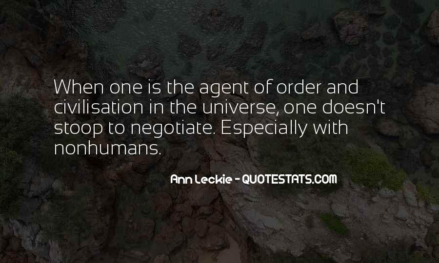 Quotes About Negotiate #564824