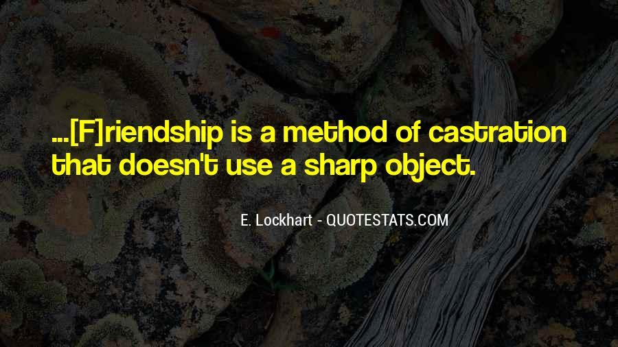 Ahab Wife Quotes #1536799