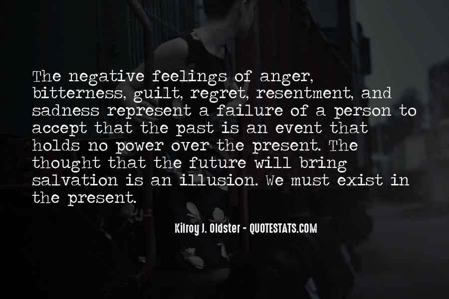 Quotes About Negative Thought #1019347