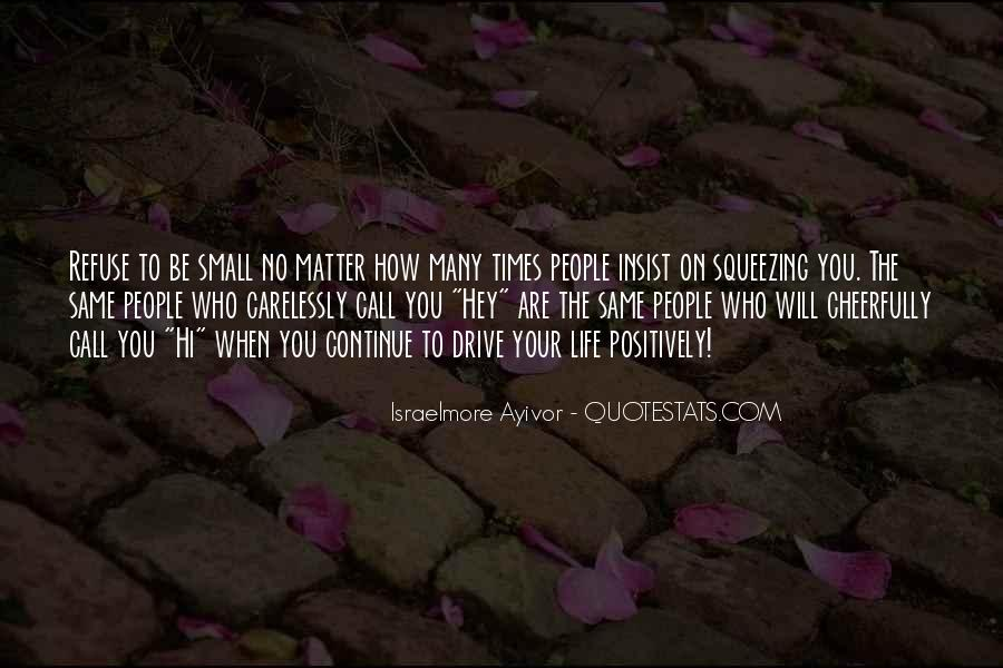 Quotes About Negative Thought #1383879