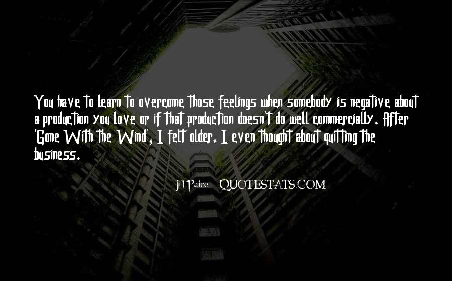 Quotes About Negative Thought #1508909