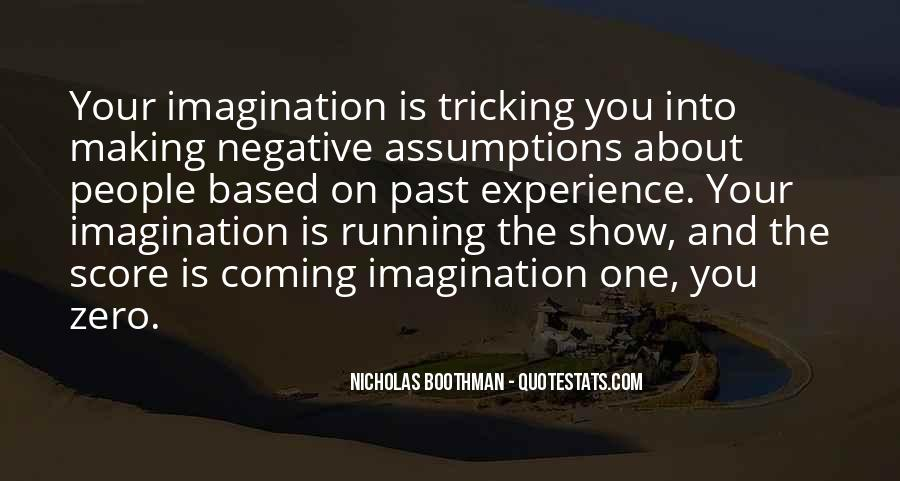 Quotes About Negative Thought #367409