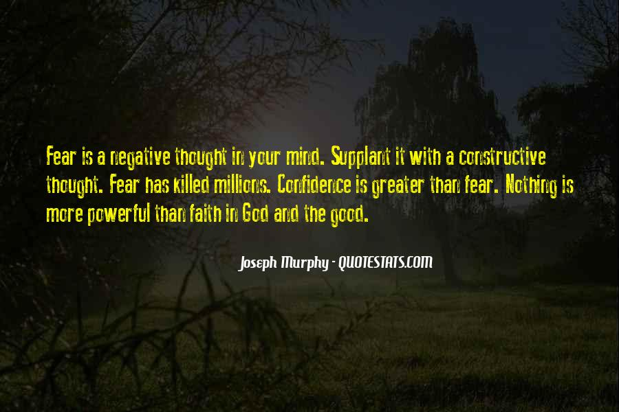 Quotes About Negative Thought #875944