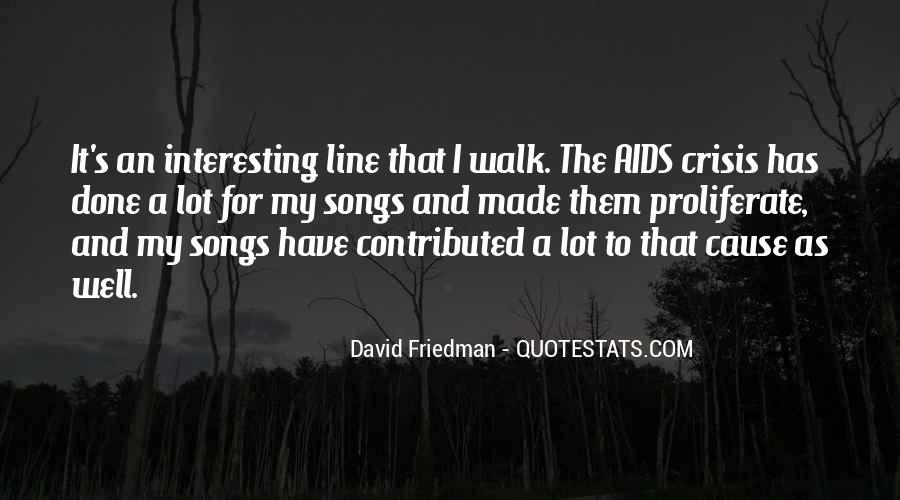 Aids Walk Quotes #836739