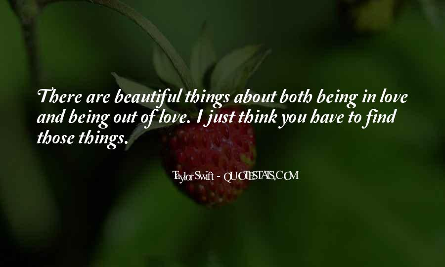 Quotes About Things I Love About You #129841