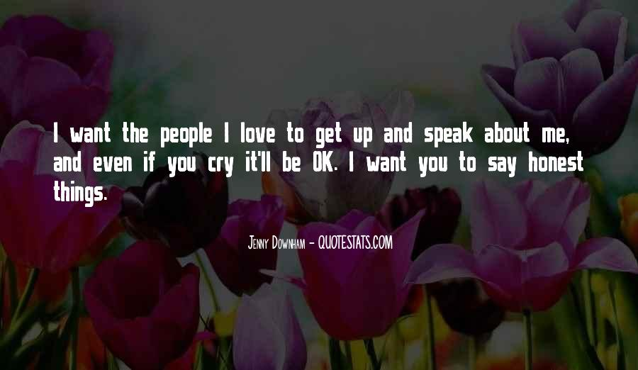 Quotes About Things I Love About You #18929