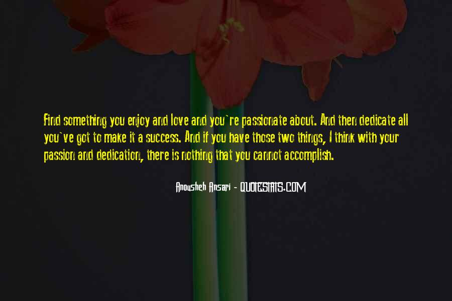 Quotes About Things I Love About You #282002