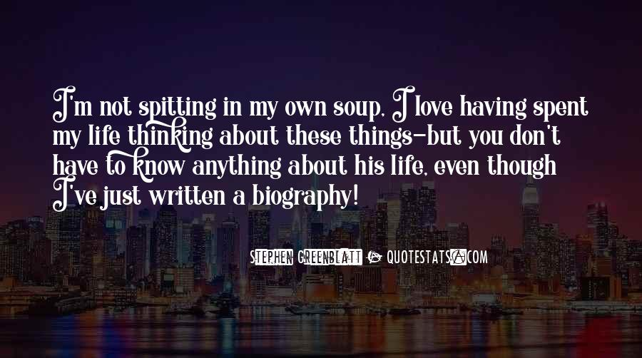 Quotes About Things I Love About You #451721