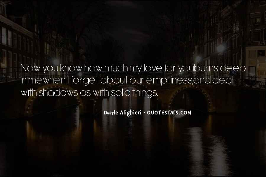 Quotes About Things I Love About You #53865