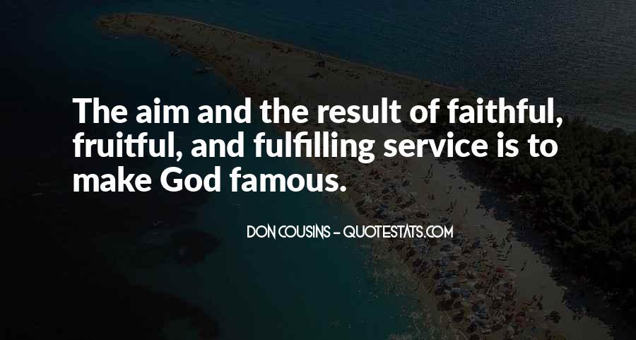 Aim For Success Quotes #1176455