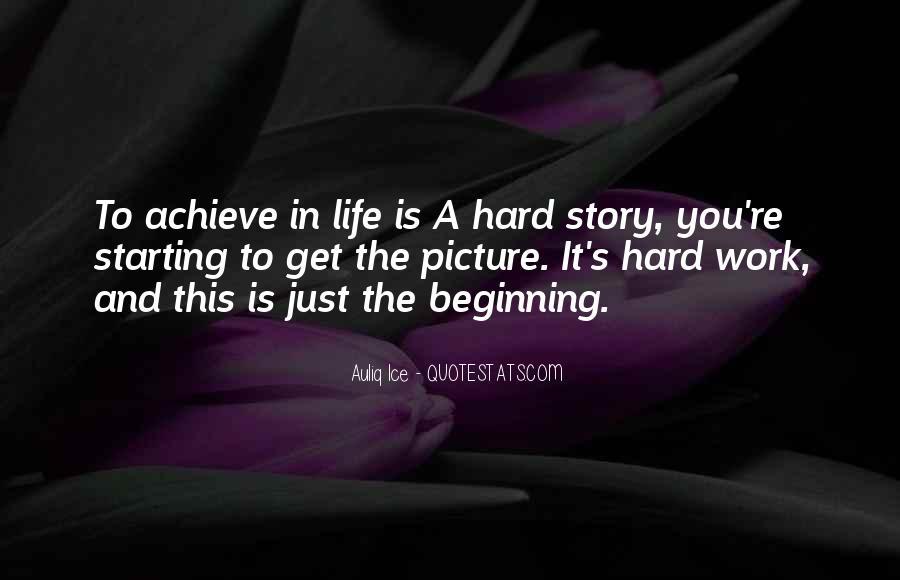 Aim For Success Quotes #12573