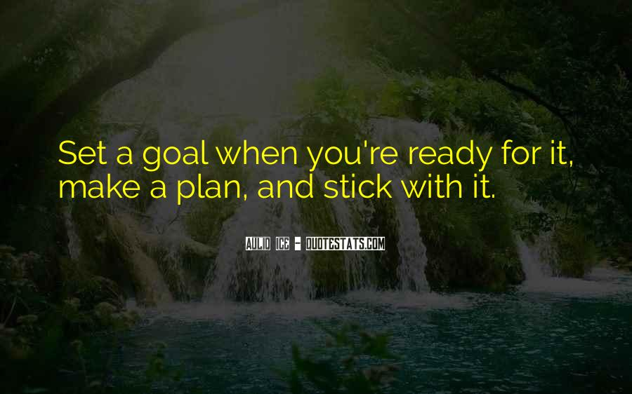 Aim For Success Quotes #12682