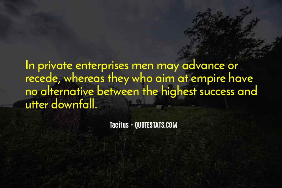 Aim For Success Quotes #1363884
