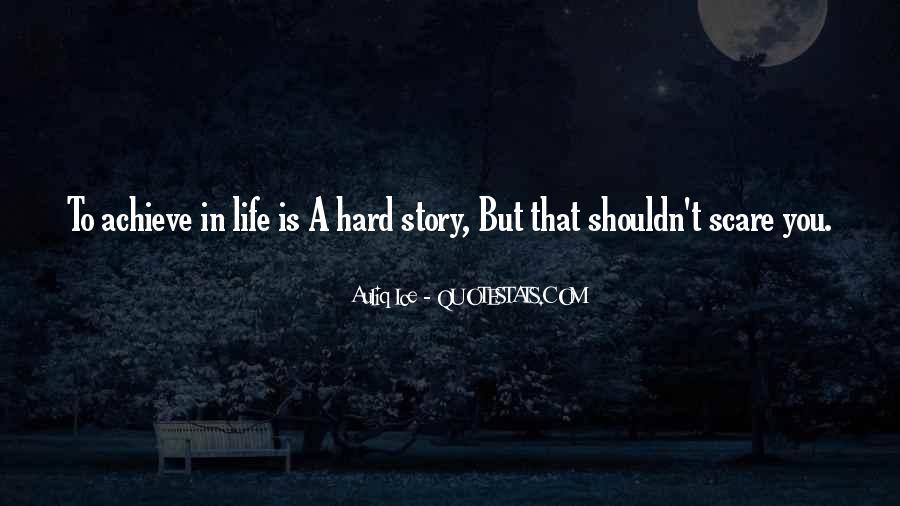 Aim For Success Quotes #1385381