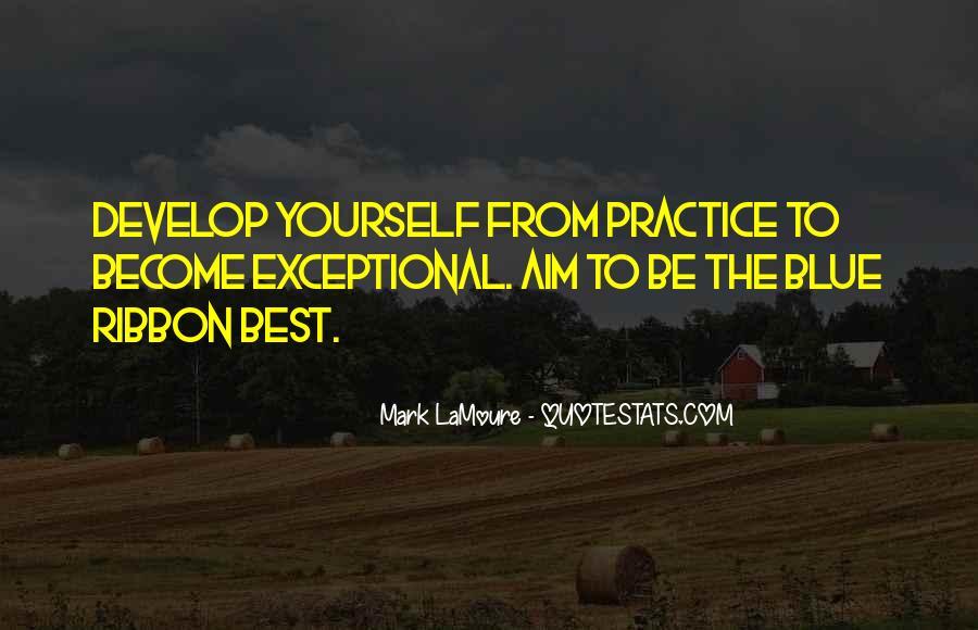 Aim For Success Quotes #1633056