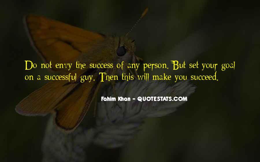 Aim For Success Quotes #1798616
