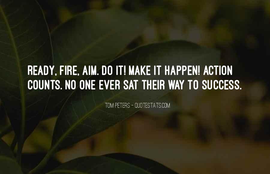 Aim For Success Quotes #506401