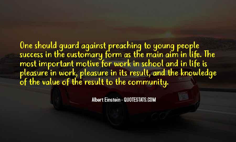 Aim For Success Quotes #561740
