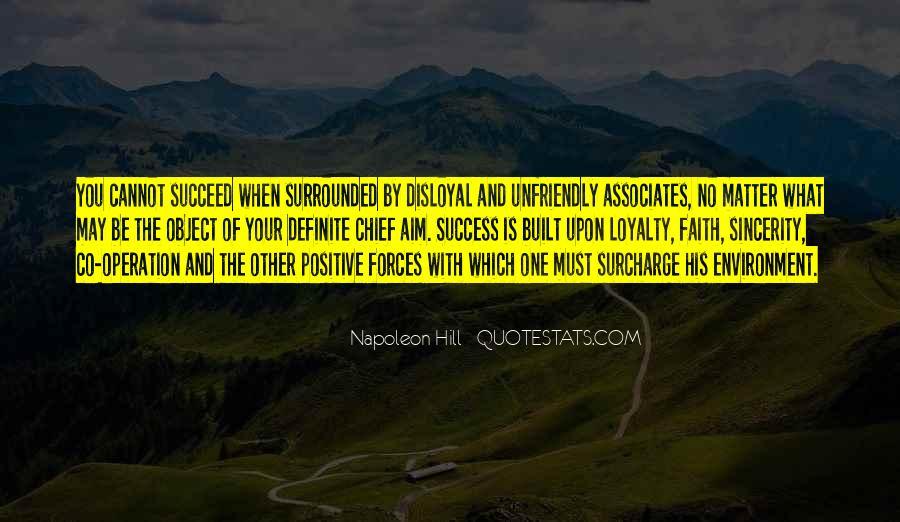 Aim For Success Quotes #682772