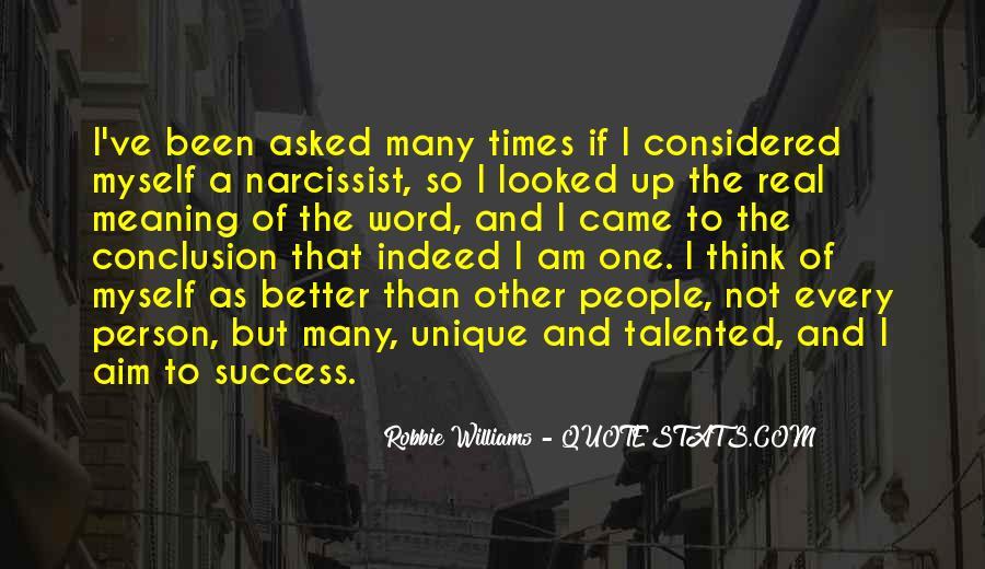 Aim For Success Quotes #745812
