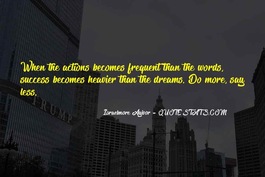 Aim For Success Quotes #973688