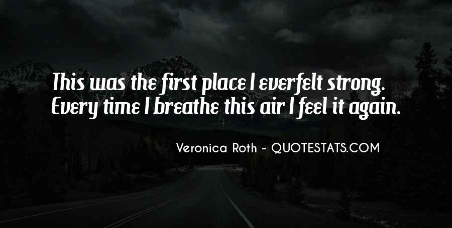 Air I Breathe Quotes #13018