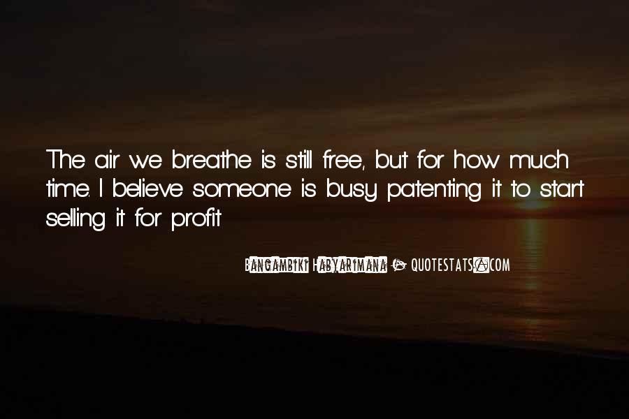 Air I Breathe Quotes #173694