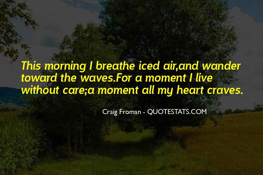Air I Breathe Quotes #181133