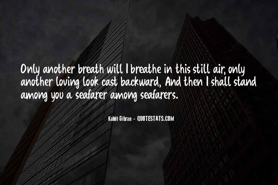 Air I Breathe Quotes #21912