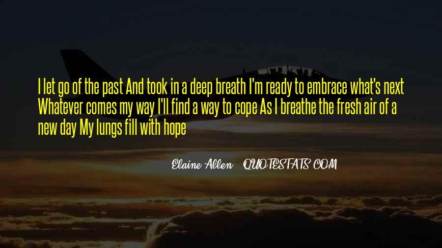 Air I Breathe Quotes #42607